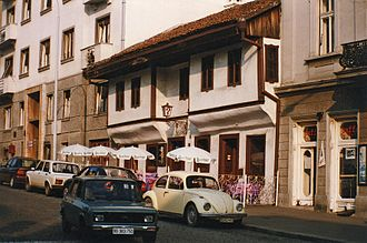 ? (bistro) - Bistro as it was in 1996