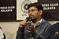 Kalyan Sarkar - Press Conference - Bengali Wikipedia 10th Anniversary Celebration - Kolkata 2015-01-02 2271.JPG