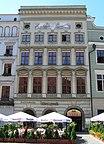 Polska - Kraków, Widok na ulicę Grodzką