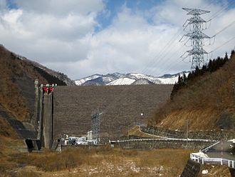 Chubu Electric Power - Kamiōsu Dam