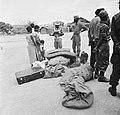 Kamp van Angolese Bevrijdingsbeweging FNLA in Zaire, vluchtelingen komen aan in , Bestanddeelnr 926-6271.jpg