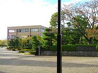 Kanda University of International Studies.JPG