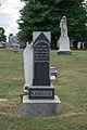 Kanouse grave - Glenwood Cemetery - 2014-09-14.jpg