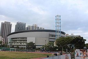 Kaohsiung Arena - Image: Kaohsiung Arena 20151206