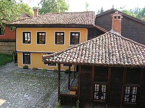 Lyuben Karavelov - Karavelov House, in Koprivshtitsa