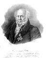 Karl Asmund Rudolphi. Lithograph by Schall after H. Löwenste Wellcome L0001790.jpg