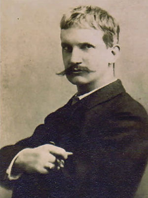 Karl Gerhardt - Karl Gerhardt around 1879