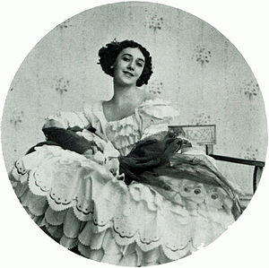 Tamara Karsavina - Tamara Karsavina