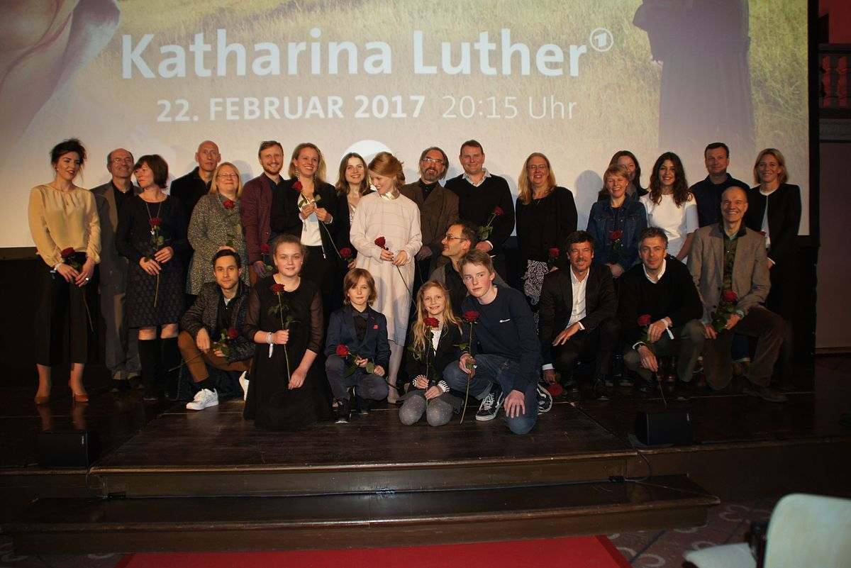 Katharina Luther Film