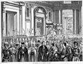 Katholieke Illustratie 1869-1870 nr 27 p.213 De optocht in St.Pieter te Rome.jpg