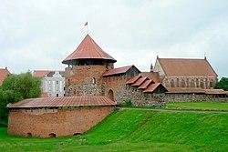 250px Kaunas castle