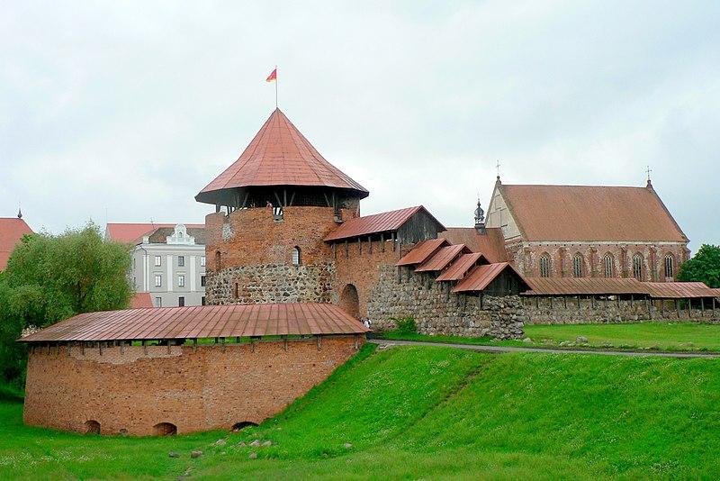 Datei:Kaunas castle.jpg