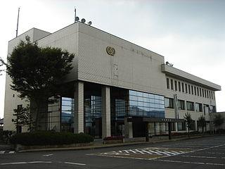 Kawabe, Gifu Town in Chūbu, Japan