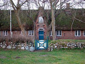 Keitum - 18th-century Friesenhaus in Keitum