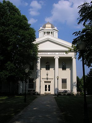 Kenton County Courthouse in Independence