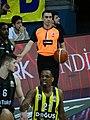 Kerem Baki Fenerbahçe Men's Basketball vs Sakarya Büyüksehir Belediyespor TSL 20180523.jpg