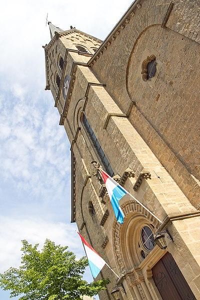 Kerk Larochette