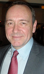 Photo o Kevin Spacey at the Eugene O'Neill Theater Benefit for a Monte Cristo Awaird 2009.