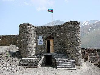 Khinalug - Khinalug museum