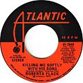 Killing Me Softly with His Song by Roberta Flack US vinyl.jpg