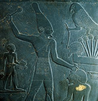 Mononymous person - Narmer