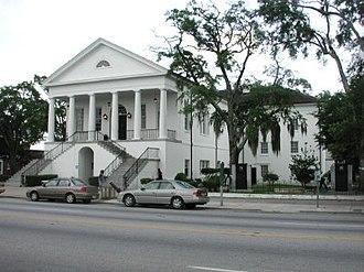 Williamsburg County, South Carolina - Image: Kingstree courthouse 1311