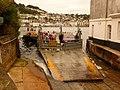 Kingswear, the ferry arrives - geograph.org.uk - 1468064.jpg