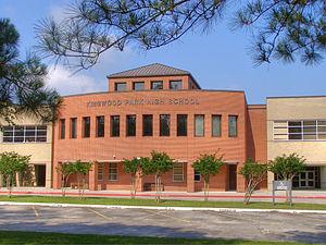 Kingwood, Houston - Kingwood Park High School