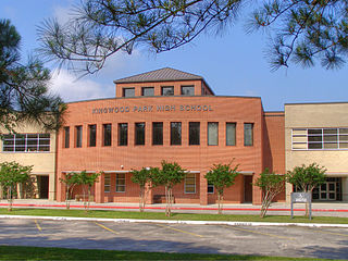 Kingwood Park High School School in Houston, Texas, United States