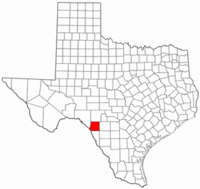 Kinney County Texas.png