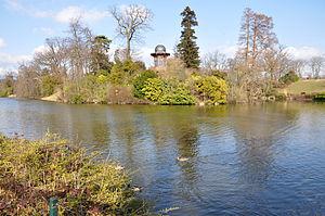 Bois de Boulogne - Image: Kiosque de l'Empereur Bois de Boulogne Paris 16e 004