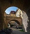Kirchberg an der Jagst - Schloss - Brückenkonstruktion von SO.jpg