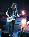 Kirk Hammett Rotterdam 2009.jpg