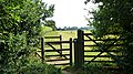 Kissing gate ^ Higham Church. - panoramio.jpg