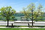 Klarman Hall and East Avenue, Cornell University.jpg