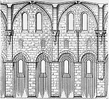 architecture of silence cistercian abbeys of france