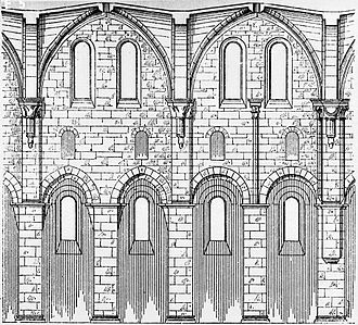 Cistercian architecture - Cistercian architecture was applied based on rational principles.