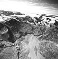 Knife Creek Glacier, terminus of mountain glacier, August 26, 1969 (GLACIERS 7010).jpg