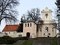 Kościół klasztorny reformatów, ob. par. pw. św. Mikołaja, 2 poł. XVIII Łabiszyn (26).JPG