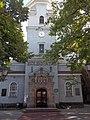 Kościół parafialny p.w. NMP Królowej Polski wraz z cmentarzem przykościelnym (zieleńcem) i ogrodzeniem w Gdyni, by PrzemaS93 (5).JPG