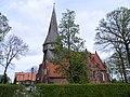Kościół w Kończewicach - Church in Kończewice - panoramio.jpg