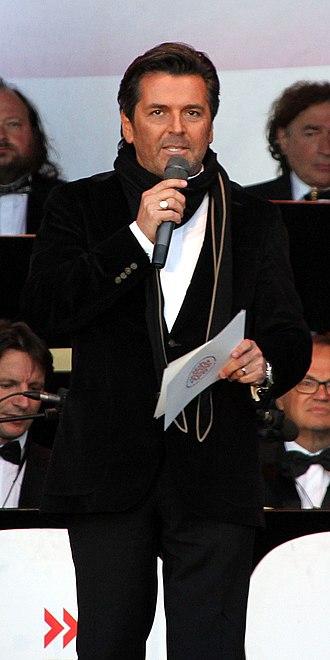 Thomas Anders - Thomas Anders in 2011
