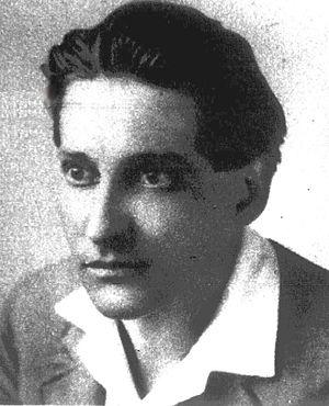 János Kodolányi - The writer in 1932