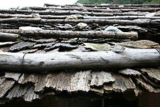 Korea-Samcheok-Gulpijip-Bark shingled house-04.jpg