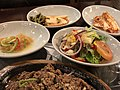 Korean barbecue and side dishes.jpg