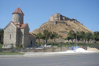 Gori, Georgia City in Shida Kartli, Georgia