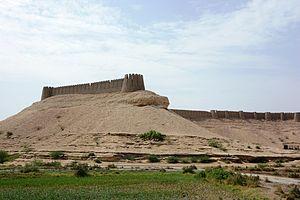 Kot Diji Fort - Image: Kot Deghi Fort 1
