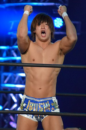 Invasion Attack 2015 - Kota Ibushi, who entered Invasion Attack 2015 as the number one contender to the IWGP Heavyweight Championship after winning the 2015 New Japan Cup