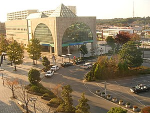 Kōzunomori Station - Kōzunomori Station