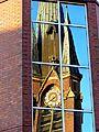 Kreuzkirche Herne Spiegelung 2.jpg